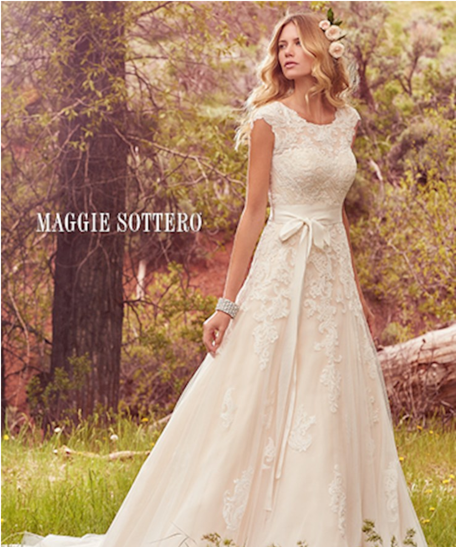 Maggie Sottero #Lindsey